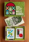 Vintage Mille Bornes French Card Game