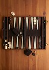 Vintage I Want You Backgammon