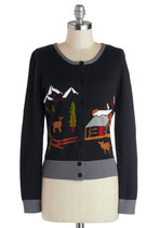 Chalet of the Land Cardigan
