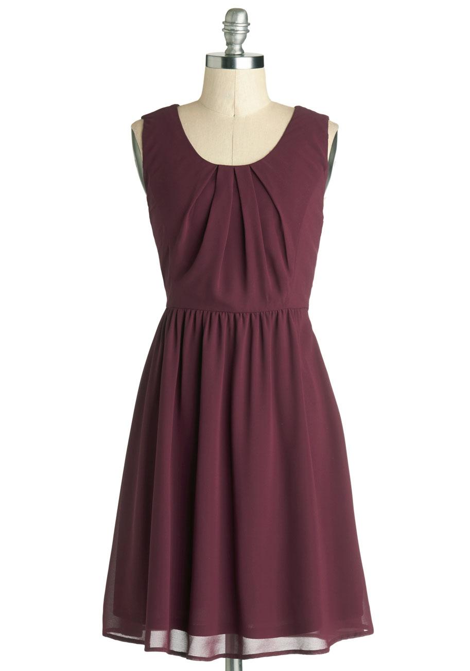 Simple Meets Sweet Dress | Mod Retro Vintage Dresses | ModCloth.com