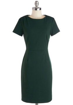 Stay For-evergreen Dress