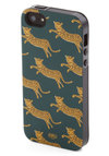 Call of the Wildlife iPhone 5/5S Case by Rifle Paper Co - Green, Yellow, Print with Animals, Travel