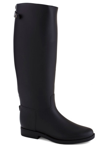 Puddle of Fun Rain Boot - Black, Solid, Low, Good, Casual, Minimal, Spring