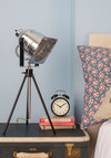 Lights, Glam-era, Action! Lamp - Silver, Dorm Decor, Urban, Best