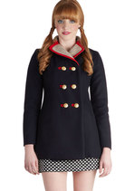 Lauren Moffatt Cheerful Catch Up Coat