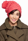 How Have You Beanie? Hat - Red, Solid, Knitted, Poms, Fall, Winter, Better, Casual, Knit