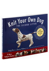 Knit Your Own Dog the Second Litter - Good, Blue, Print with Animals