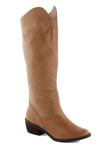 Minimalist Motto Boot - Tan, Solid, Better, Mid, Leather, Rustic, Minimal