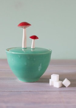 Forage for Sweets Sugar Bowl