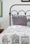 Headboard Honcho Decal - Multi, Multi, Mid-Century, Better