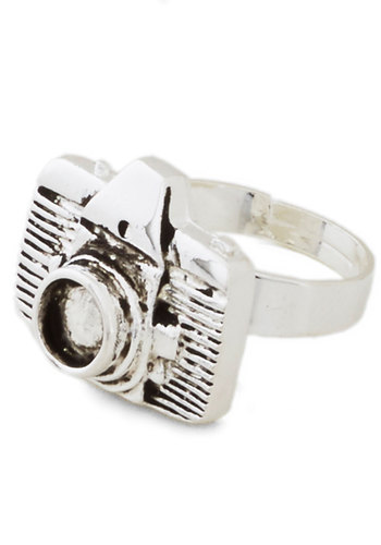 SLRing - Best Seller, Summer, Solid, Silver, Quirky, Top Rated