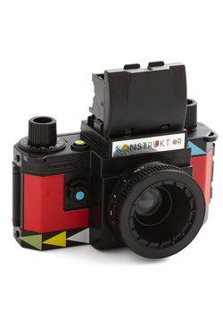 Lomography Konstruktor 35mm SLR DIY Camera Kit