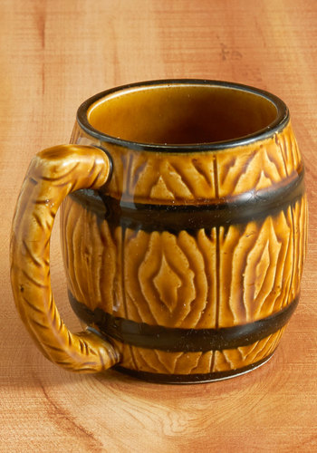 Vintage Barrel Roll With It Mug