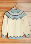 Vintage Sled and Done Sweater