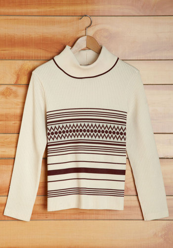 Vintage Maple Tap Sweater