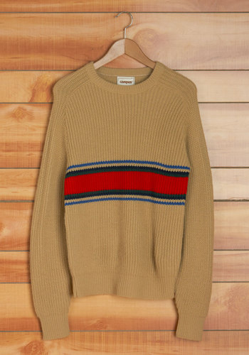 Vintage Pedal Through Providence Men's Sweater