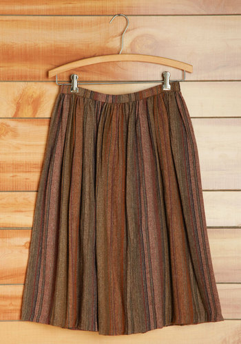 Vintage Cinnamon Sugar Cookies Skirt
