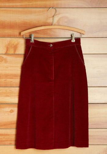 Vintage Mull It Over Skirt