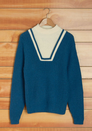 Vintage Portland Organist Men's Sweater