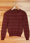 Vintage Take It to Hearth Sweater