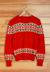 Vintage Season's Treatings Men's Sweater
