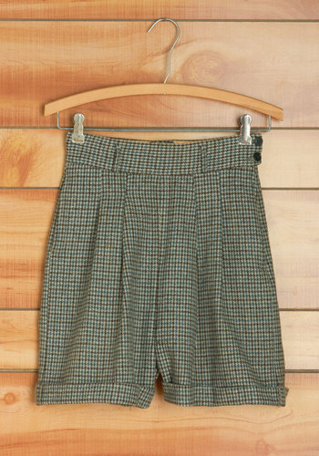 Vintage Teacher's Assistant Shorts