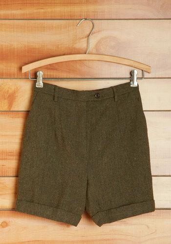Vintage Pendleton Dublin Step Shorts