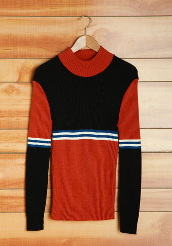 Vintage Sweet Foxes Sweater