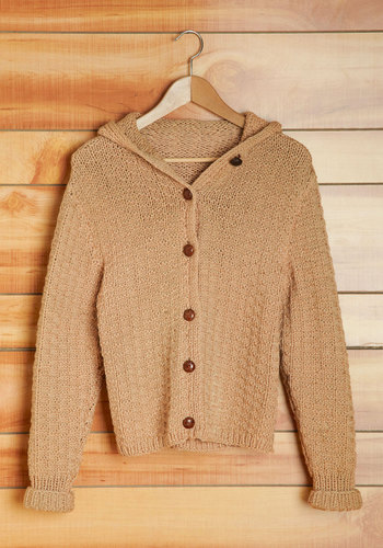 Vintage Cafe Connoisseur Cardigan