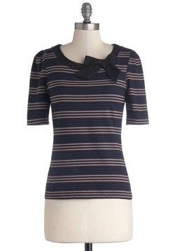 Petit Floret Top in Stripes