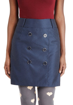 Undoubtedly Dynamic Skirt