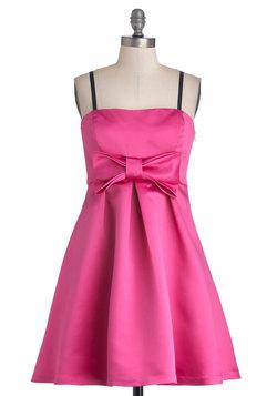 Betsey Johnson Goes to Showcase Dress