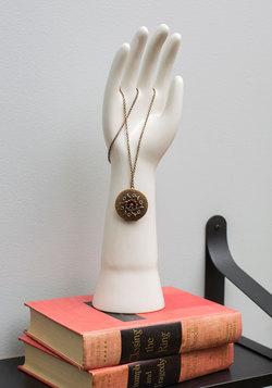 Raise Your Hand Jewelry Holder