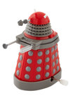 Quality Time Travel Wind-up in Dalek - Red, Sci-fi, Good, Nifty Nerd, Variation, Grey