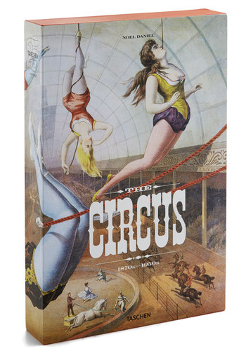 The Circus - Better, Multi, Vintage Inspired