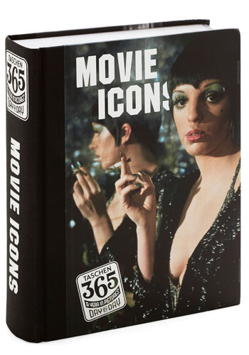 Day-By-Day Movie Icons Book - Good, Vintage Inspired