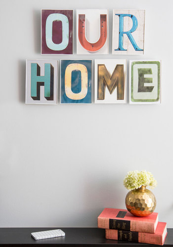 What Do You Say? Wall Decor - Dorm Decor, Better, Multi, White, Novelty Print, Handmade & DIY