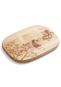 Creature Comfort Foods Cheese Board in Critters