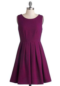 A Vivid Addition Dress