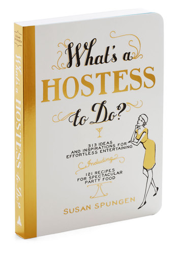 What's a Hostess to Do? - Vintage Inspired, Good, Handmade & DIY, Top Rated, Hostess