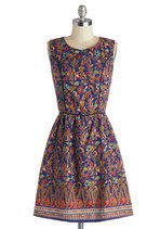 Pretty, Pretty Print-cess Dress