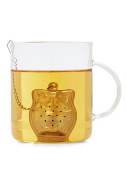 Owl Make Tea Infuser
