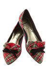 Footwork and Play Flat - Flat, Red, Yellow, Green, Black, Plaid, Bows, Best