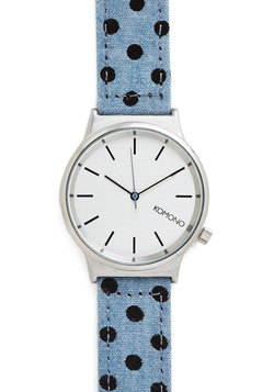 Matter of Timeless Watch in Dots