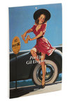 Pin-Up To the Minute 2014 Calendar - Multi, Pinup, Vintage Inspired, Good, 40s, 50s, Dorm Decor