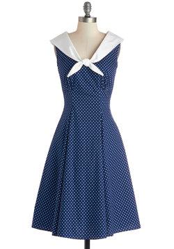 Cute Clipper Dress