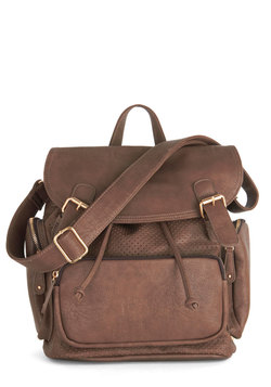Visualize Victory Backpack in Brown