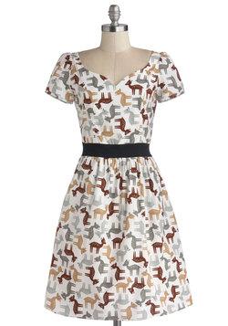 Cheeriest and Dearest Dress