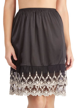 Can't Stop Twirling Half Slip