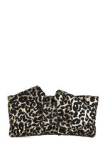 Betsey Johnson Wild About Style Clutch